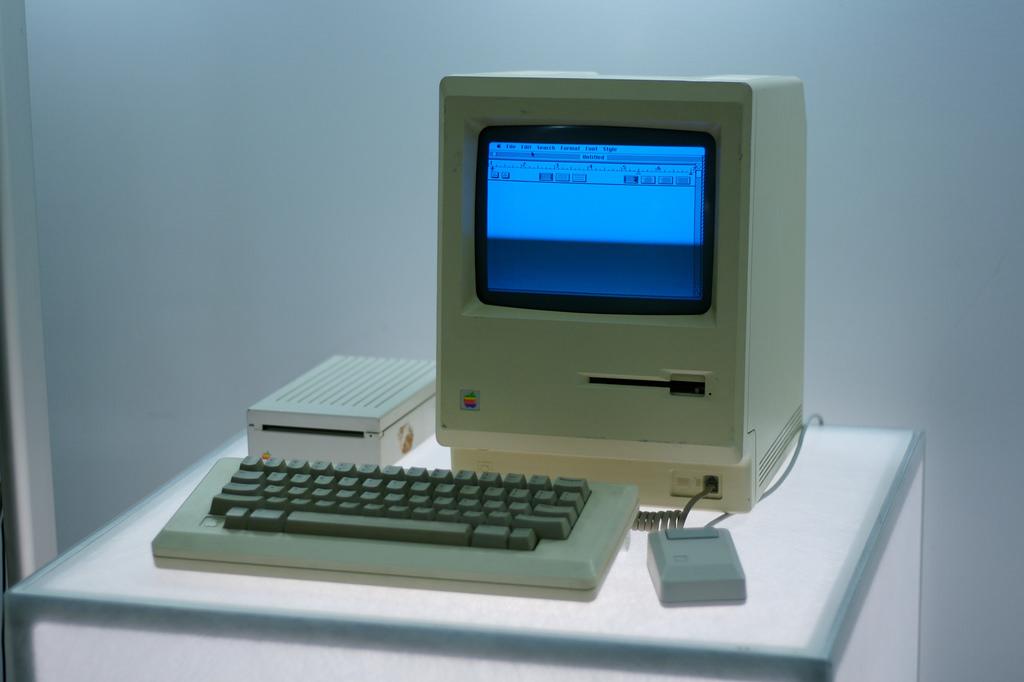 Macintosh photo